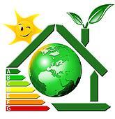 Energeting saving with terrestrial