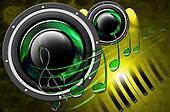 Woofer music