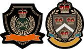 royal badge collection