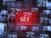 Sex screen concept