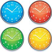 Color clock.