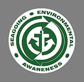 Green  Environmental Sign