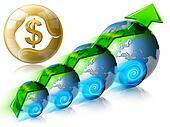 Dollar financial positive