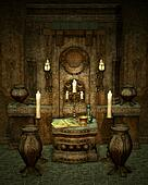 The mysterious Altar