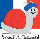 French Snail!