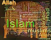 'Islam' wordcloud