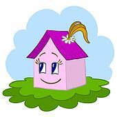 House - girl