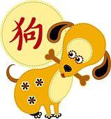 Funny chinese zodiac. Dog