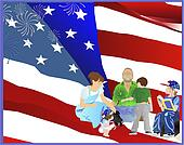 Family Days, in the Good USA