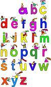 Alphabet Children