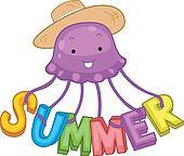 Summer Jellyfish