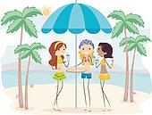 Beach Hang Out