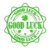 Good luck stamp