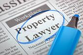 Property Lawyer Join Our Team.