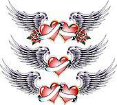 valentine heart greeting