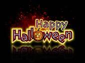 Happy Halloween and Pumpkin
