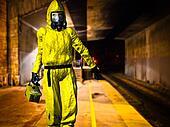 Hazardous Material Inspector