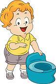 Potty Toddler