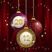 2012 bingo baubles