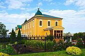 Russia, Diveevo, Holy Trinity Seraphim-Diveevo Monastery