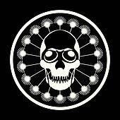 Dandelion skull