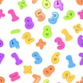 Seamless Preschool Numbers