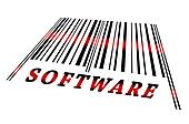 Software on barcode