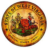 west virginia coat of arms