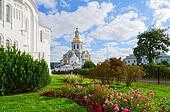 Annunciation Cathedral of Holy Trinity Seraphim-Diveevo monastery, Diveevo, Russia