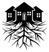 House with root