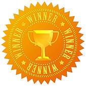 Winner gold medal
