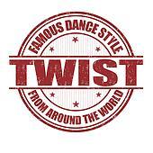 Twist stamp