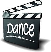 Clapper Board Dance