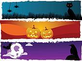 Halloween themes