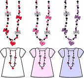 pattern for girls clothes