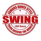 Swing stamp