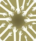 team of hands