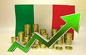 currency appreciation - Italian economy