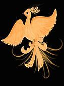 Fire-bird