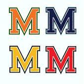 M college letter