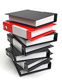 Folders stack