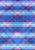 Blue violet checkered matte backgro