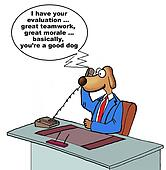 Good Business Dog Evaluation