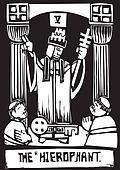 Tarot Card Hierophant