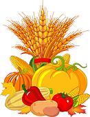 Thanksgiving / harvest design