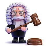 3d Judge passes sentence