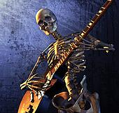 Heavy Metal Skeleton