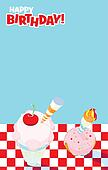 Picnic Party Invitation Design