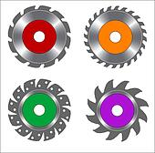 circular saw blade four
