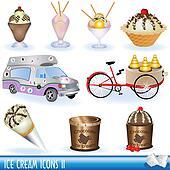 Ice Cream Icons 2